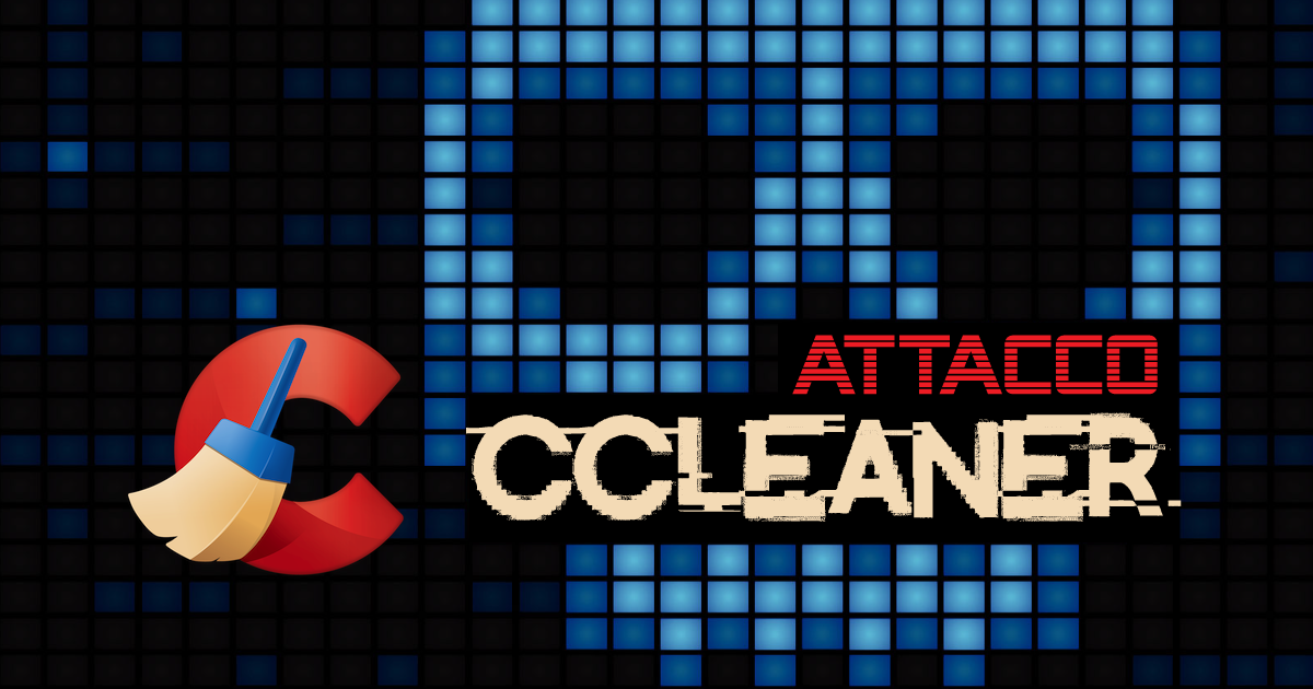 Attacco CCLEANER